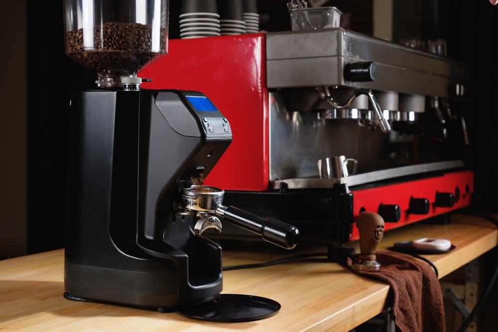 เครื่องบดกาแฟแบบไฟฟ้า