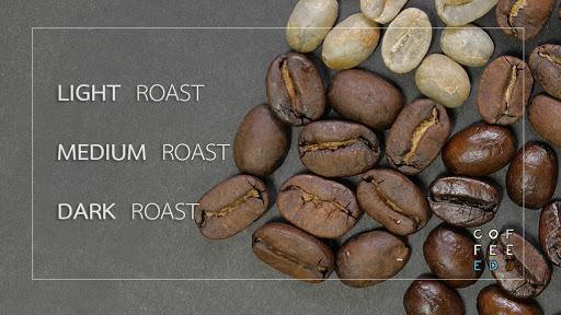 วิธีการคั่วกาแฟ