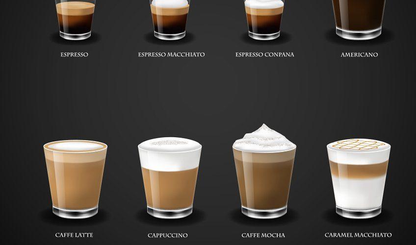 ทำความรู้จักประเภทของกาแฟ